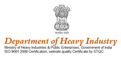 Department of Heavy Industry.